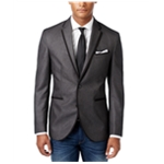 Kenneth Cole Mens Slim-Fit Two Button Blazer Jacket