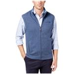 Tasso Elba Mens Full-Zip Pocket Sweater Vest