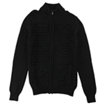 Alfani Mens Chenille Knit Sweater