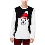 American Rag Mens Polar Bear Pullover Sweater