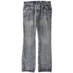 I-N-C Mens Copenhagen Boot Cut Jeans