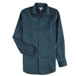bar III Mens Stretch Easy Care Button Up Dress Shirt