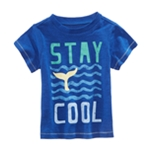 First Impressions Boys Stay Cool Graphic T-Shirt