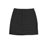 bar III Womens Studed Mini Skirt