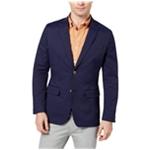 Club Room Mens Performance Stretch Two Button Blazer Jacket