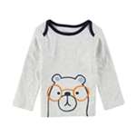 First Impressions Boys Bear Graphic T-Shirt