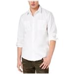American Rag Mens Jason Button Up Shirt
