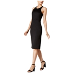 bar III Womens Simple Bodycon Dress