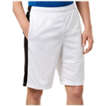 Ideology Mens Side Stripe Athletic Workout Shorts