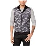 I-N-C Mens Camo Outerwear Vest