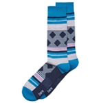 bar III Mens Fair Isle Dress Socks