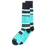 Alfani Mens Colorblocked Midweight Socks