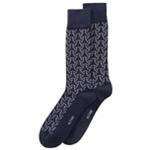 Alfani Mens Geometric Midweight Socks