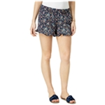 maison Jules Womens Ruffled Casual Walking Shorts