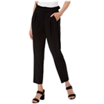 maison Jules Womens Pleated Casual Trouser Pants