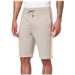 I-N-C Mens Side Stripe Casual Walking Shorts