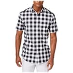 Club Room Mens Mason Button Up Shirt