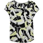 Alfani Womens geometric Basic T-Shirt