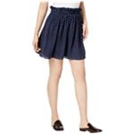 maison Jules Womens Pull-On Mini Skirt