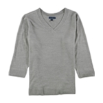 Karen Scott Womens Plus Size Pullover Sweater