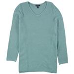 Karen Scott Womens Knit Tunic Sweater