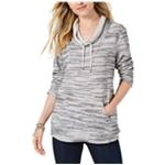 Style & Co. Womens Cowl-Neck Sweatshirt
