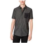 American Rag Mens Camo Pocket Button Up Shirt
