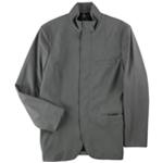 Alfani Mens Mini Chevron Blazer Jacket