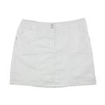 Karen Scott Womens A-Line Skort Skirt