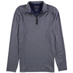 Tasso Elba Mens Pull Over Rugby Polo Shirt