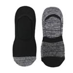 bar III Mens Liners No Show Socks