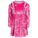 Epic Threads Girls Velvet Glitter High Waist Dress