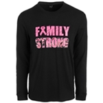 Ideology Mens Family Strong Graphic T-Shirt