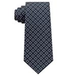 Club Room Mens Diamond Dot Self-tied Necktie