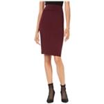I-N-C Womens Solid Pencil Skirt