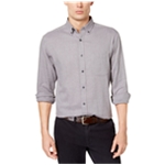 Club Room Mens Flannel Button Up Shirt