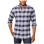 Club Room Mens Harlendale Button Up Shirt