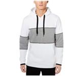 American Rag Mens Colorblocked Hoodie Sweatshirt