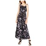 I-N-C Womens Floral Maxi Dress
