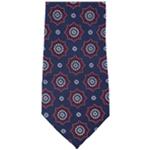 Tasso Elba Mens Rive Medallion Self-tied Necktie