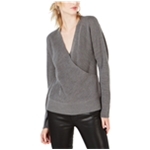 bar III Womens Off Shoulder Knit Sweater