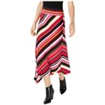 I-N-C Womens Striped Maxi Skirt