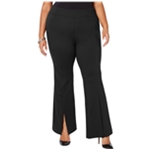 I-N-C Womens Slit Front Casual Lounge Pants
