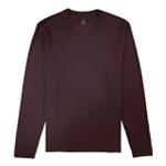Alfani Mens Solid Basic T-Shirt