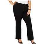 I-N-C Womens Belted Ponte Casual Trouser Pants