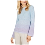 I-N-C Womens Dip-Dye Knit Sweater
