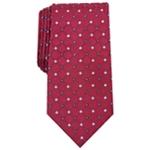 Club Room Mens Linked Neat Self-tied Necktie