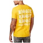 Bad Boy Mens Biggie Biggie Biggie Graphic T-Shirt