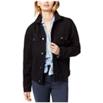 The Style Club Womens Feminist Embroidered Jacket