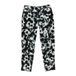 Rachel Roy Womens Tie Dye Casual Trousers